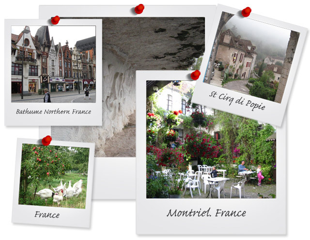 Montage From French Tours