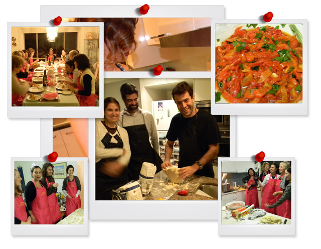 HomeStyle Cooking Class - Hens Party