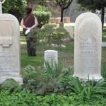 Keats' Tombstones