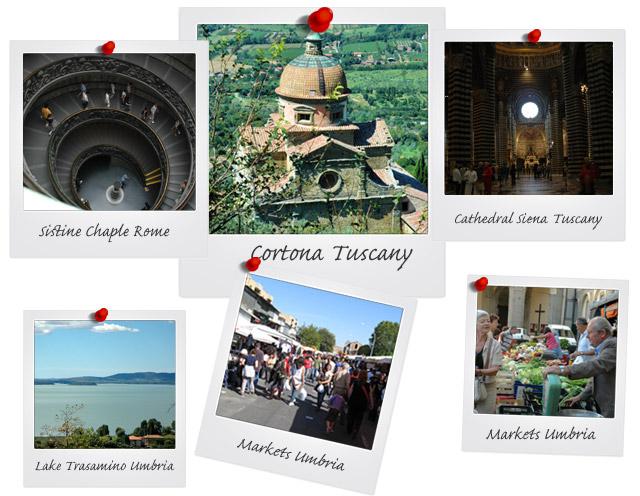 Montage Italian Tour